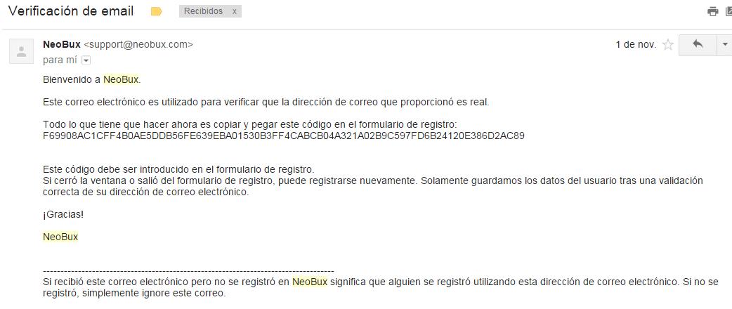 verificacion neobux